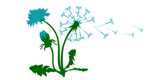 Rooted Community Acupuncture Logo by Sunflower Kid